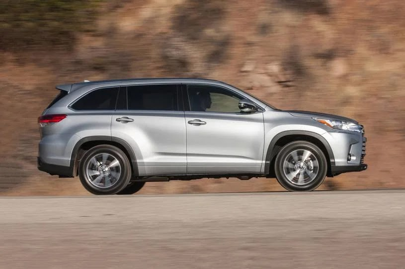Oh And It Must Have Tons Of Convenient Features Be Attractively Styled Get Good Gas Mileage In Other Words This Weeks Ride The Toyota Highlander