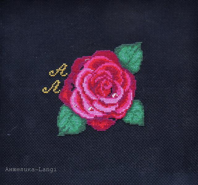 Экзотический цветок от PANNA