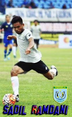 gambar wallpaper Profil Biodata Sadil Ramdani Persela Lamongan
