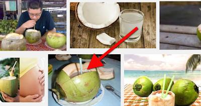 Manfaat dari Air kelapa