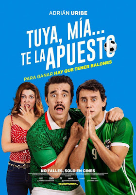 Tuya, Mía… Te La Apuesto 2018 Custom HD Latino 5.1