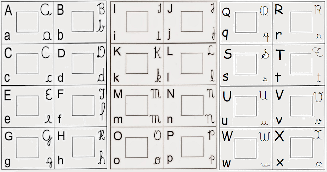Confira nesta postagem Atividades para imprimir para trabalhar o alfabeto com alunos do primeiro ano.