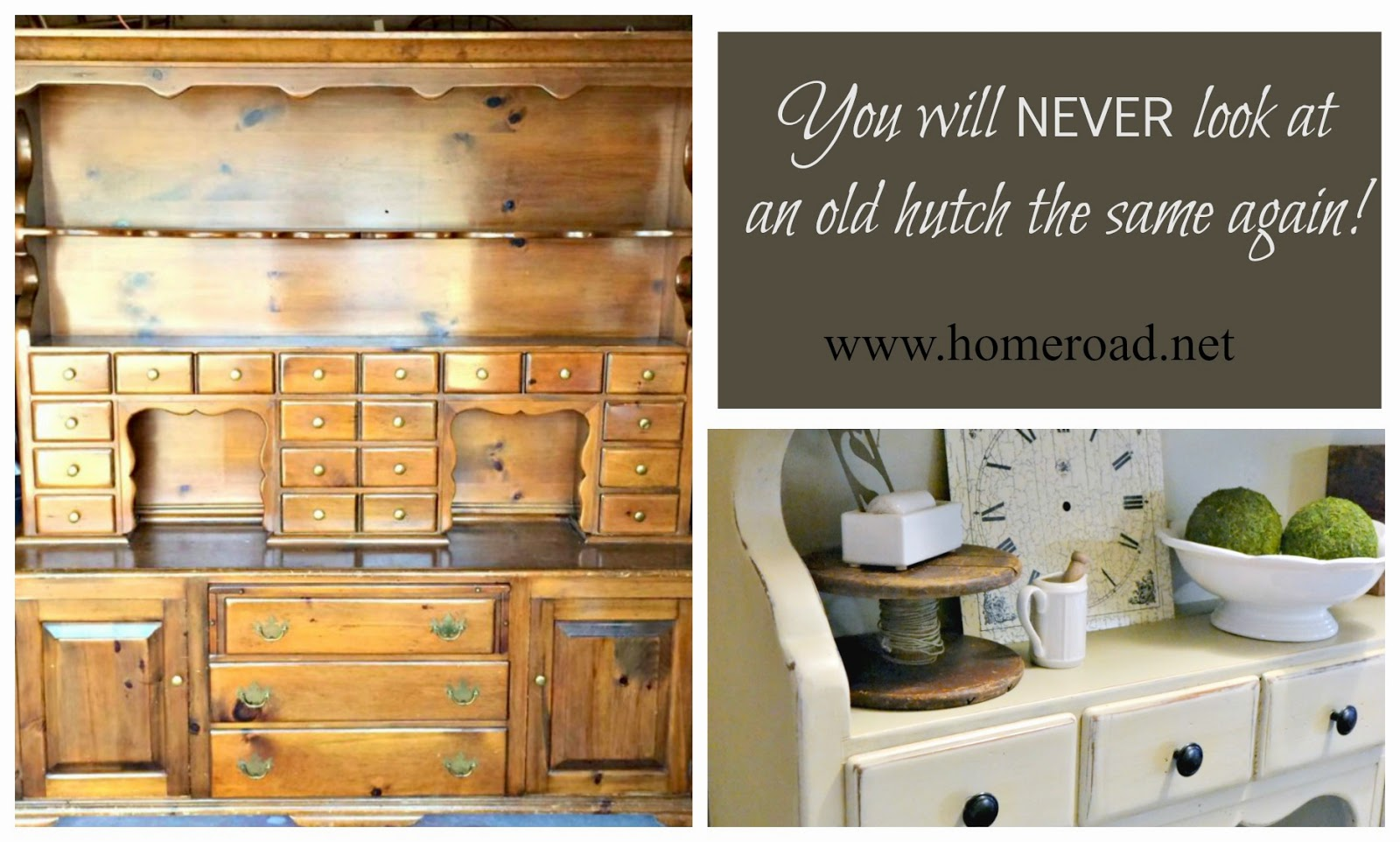 old hutch transformation www.homeroad.net