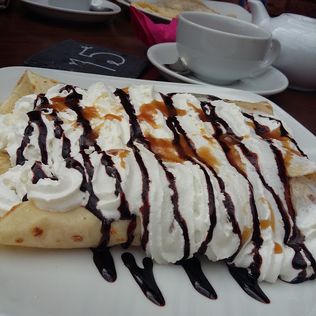 Beagles Cowbridge Banoffee Crepe