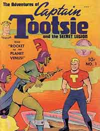 Adventure of Captain Tootsie & the Space Legion