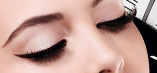 Next stage of the make up for brown eyes is the utilize of eyeliner