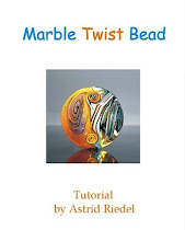 Marble Twist Bead - Tutorial!
