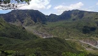 Jalur Pendakian Gunung Bawakaraeng