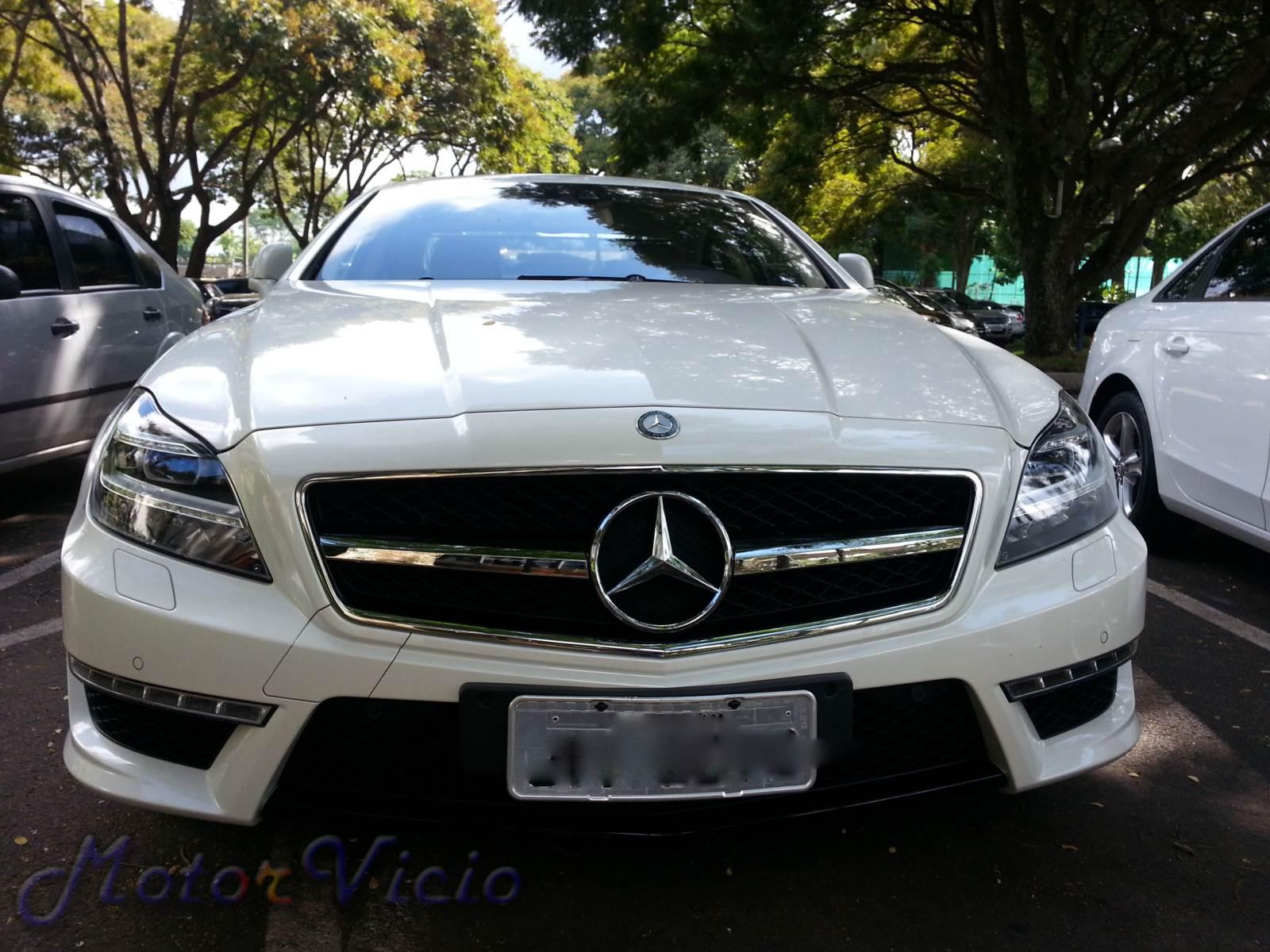 Mercedes Benz CLS63 AMG 2012