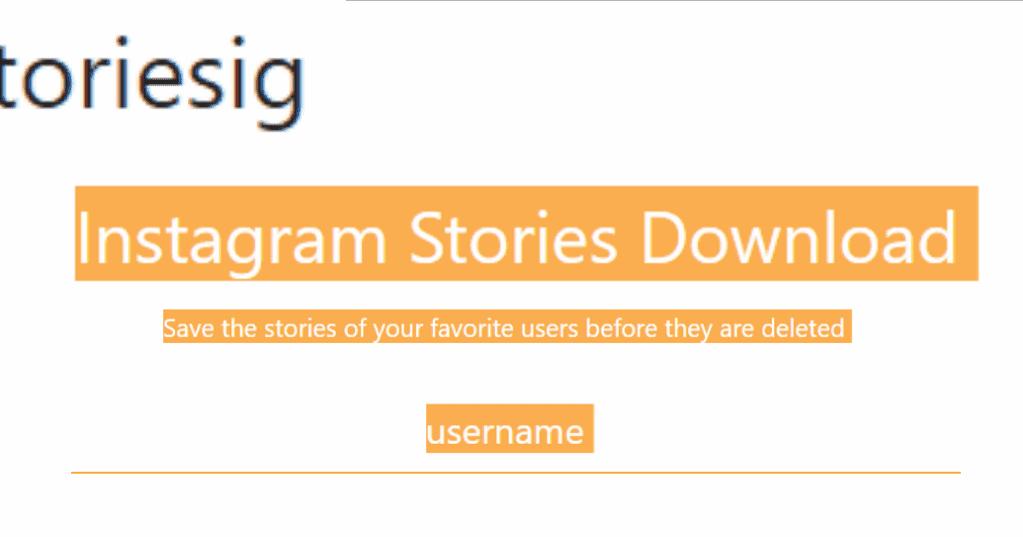 如何下載 IG 限時動態?Storiesig 可匿名瀏覽並儲存照片影片(免安裝/跨平台) - 逍遙の窩