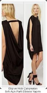 Elişi Elbise Modelleri - Moda Tasarım