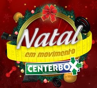 Promoção Supermercados Centerbox Natal 2016 Em Movimento