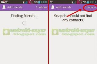 Cara menggunakan aplikasi Snapchat