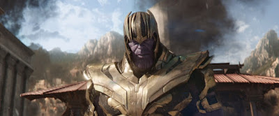 Avengers 4 endgame thanos concept art images new weapon infinity war