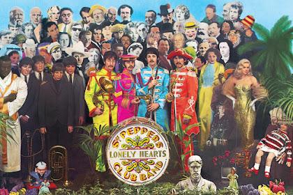 5+ Album Terbaik The Beatles Paling Bagus dan Legendaris