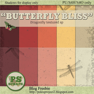 BUTTERFLY BLISS 9/21/2017