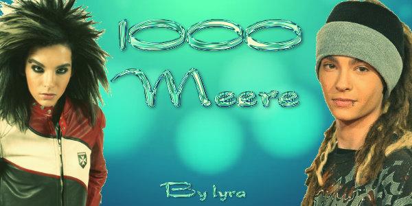 1000 Meere