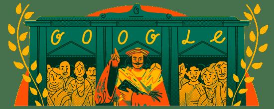 एहि महान पत्रकारक स्मरण मे Google बनओलक Doodle!