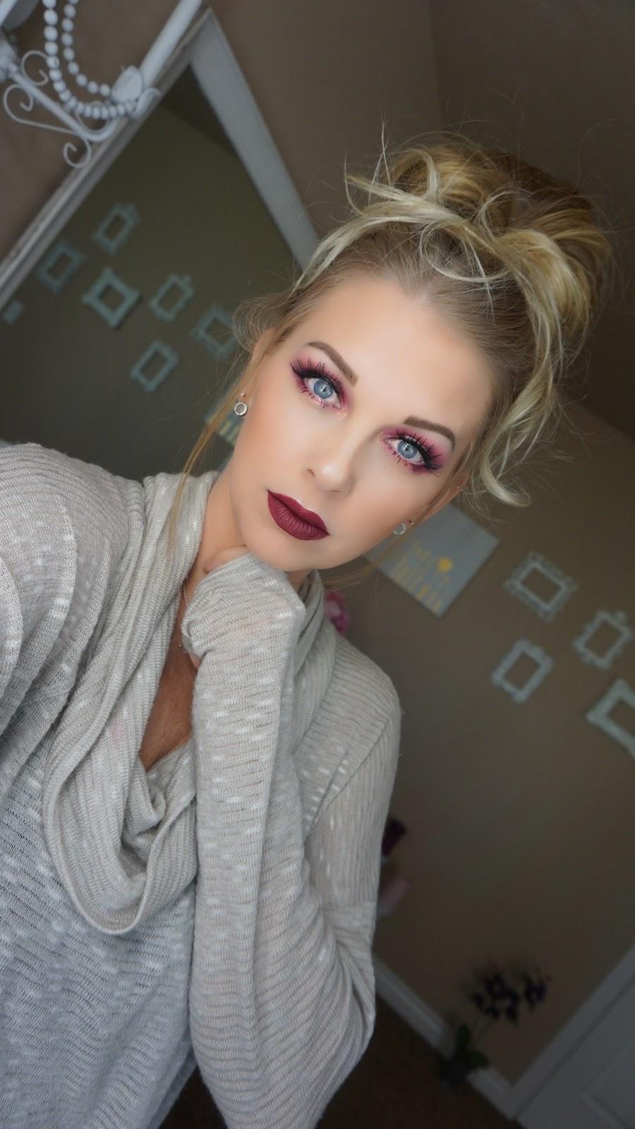 Colourpop Liquid Lip as Eyeshadow || justmelsdotcom