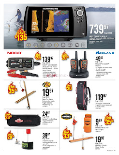 Bass Pro Shops weekly flyer December 26 - 31, 2017 Boxing Week