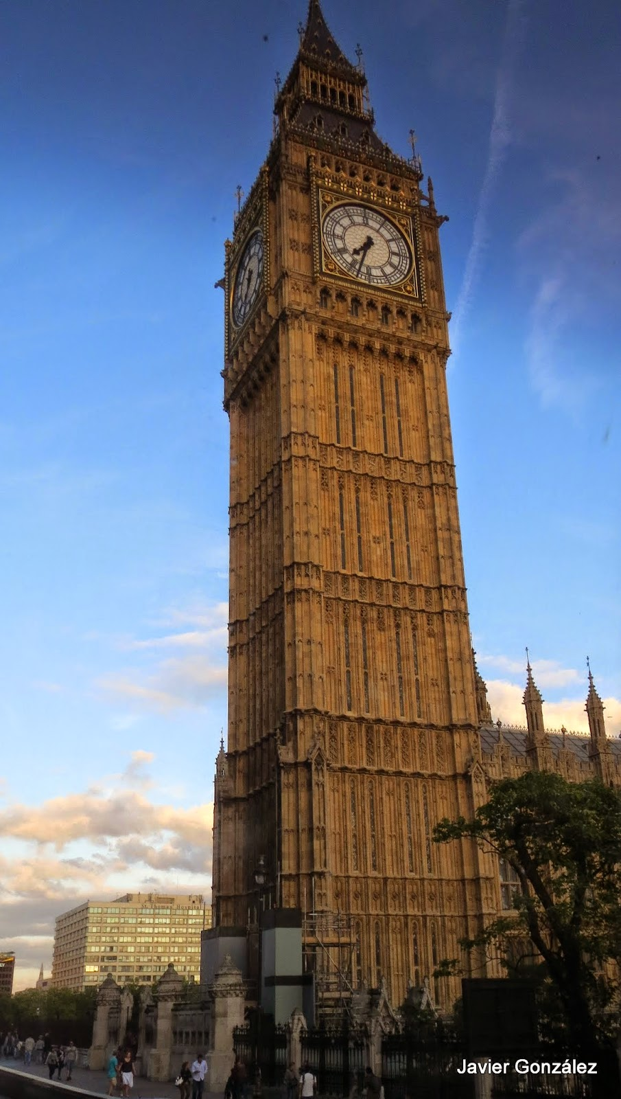 Londres. Big Ben