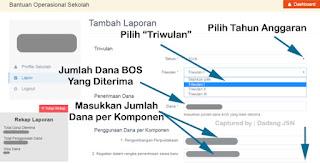 Laporan Penggunaan Dana Bos 2020 Online Alpeka Bos 2020 Sch Paperplane