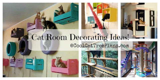 We Have Found The Most Outrageous Cat Room Ideas For You To Drool Over! Who  Can Resist These Bright And Colorful Sleeping Cubbies Made From Everything  ...
