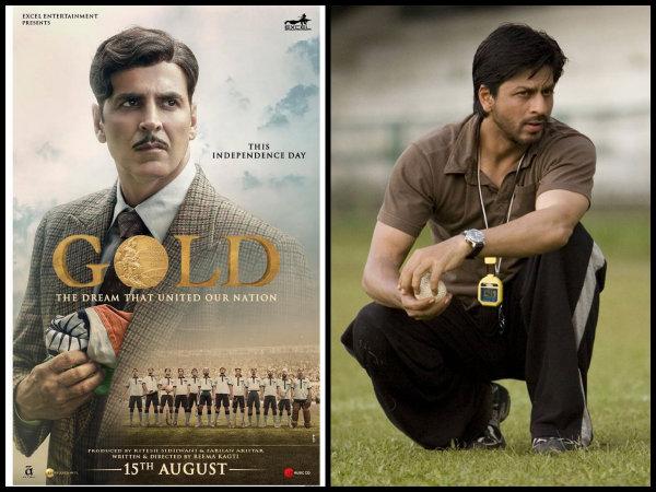 Film Gold: OPENING के साथ ही अक्षय कुमार ने बॉक्स ऑफिस पर शाहरूख को किया धराशाई!