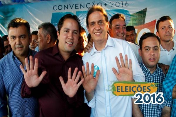 Fábio Gentil defende saúde de qualidade e geração de emprego e renda para Caxias (MA)