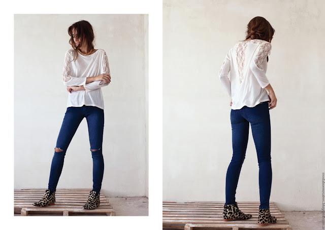 Blusas de moda invierno 2016 ropa de mujer moda 2016.