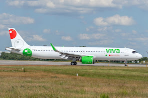 1st A321Neo for VivaAerobus