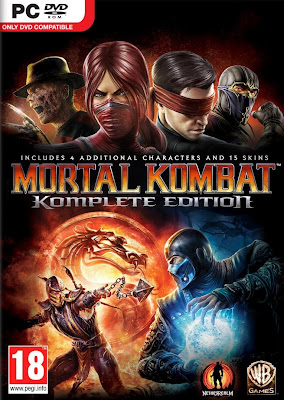 Free Download Game Mortal Kombat Komplete Edition Full Version