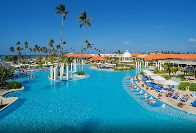 honeymoon in puerto rico - gran melia
