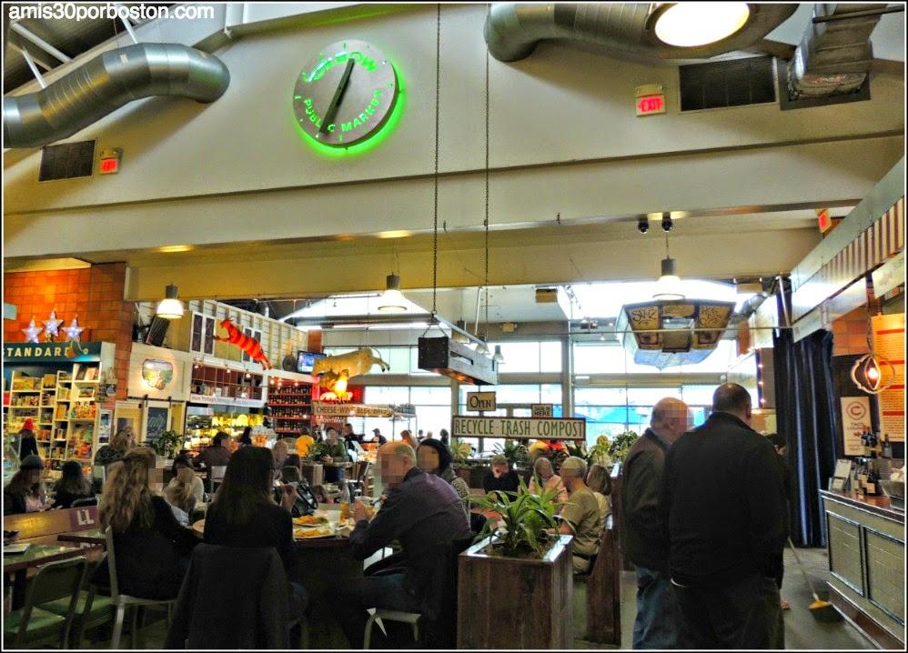 Valle de Napa y Sonoma: Oxbow Public Market