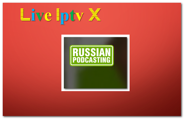 Russian Podcasting Addon