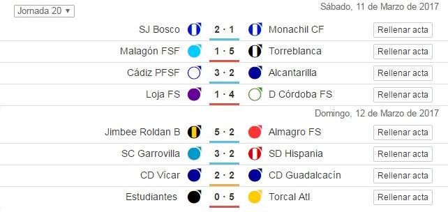 diseño de variedad estilo limitado como serch Nuevo Fútbol: Segunda División FSF - Grupo 3, clasificación ...