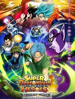 Dragon Ball Heroes الحلقة 2 مترجمة اون لاين مشاهدة و تحميل حلقة 2 من أنمي دراغون بول هيروز الجزء الجديد