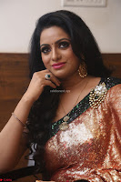 Udaya Bhanu lookssizzling in a Saree Choli at Gautam Nanda music launchi ~ Exclusive Celebrities Galleries 027.JPG
