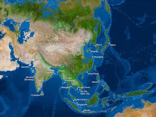 Inquietante: Así será la tierra si todo el hielo se derrite