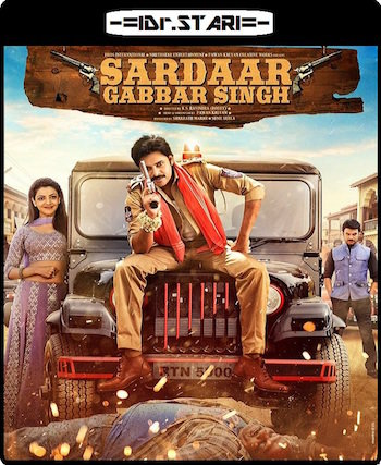 Sardaar Gabbar Singh 2016 Dual Audio Movie Download