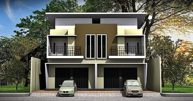 27 Contoh Desain Rumah Toko Minimalis Cocok untuk