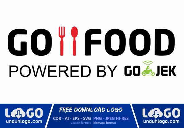 Logo Go Food Gojek