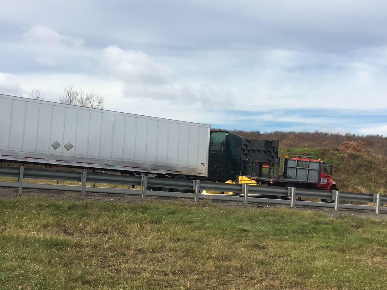 Skook News: Interstate 81 Closed in Northern Schuylkill