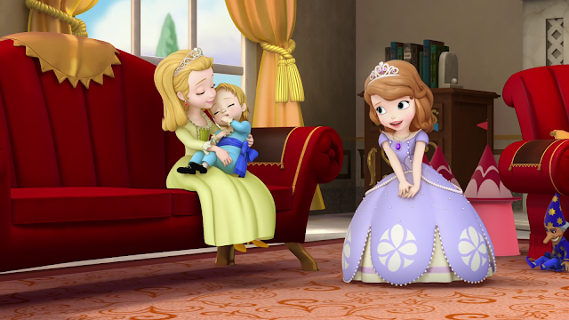 Nonton Film Sofia the First S02E01: Two Princesses and a Baby (2014)