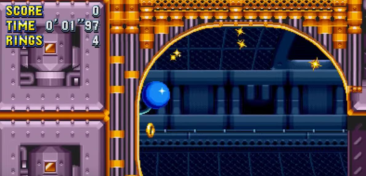 Sonic Mania se retrasa para verano y muestra Flying Battery Zone