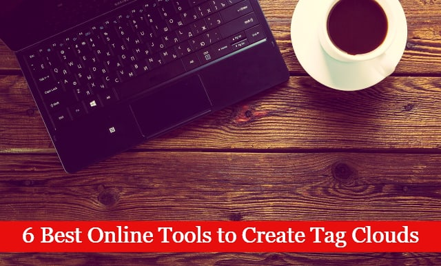 Create tag Clouds
