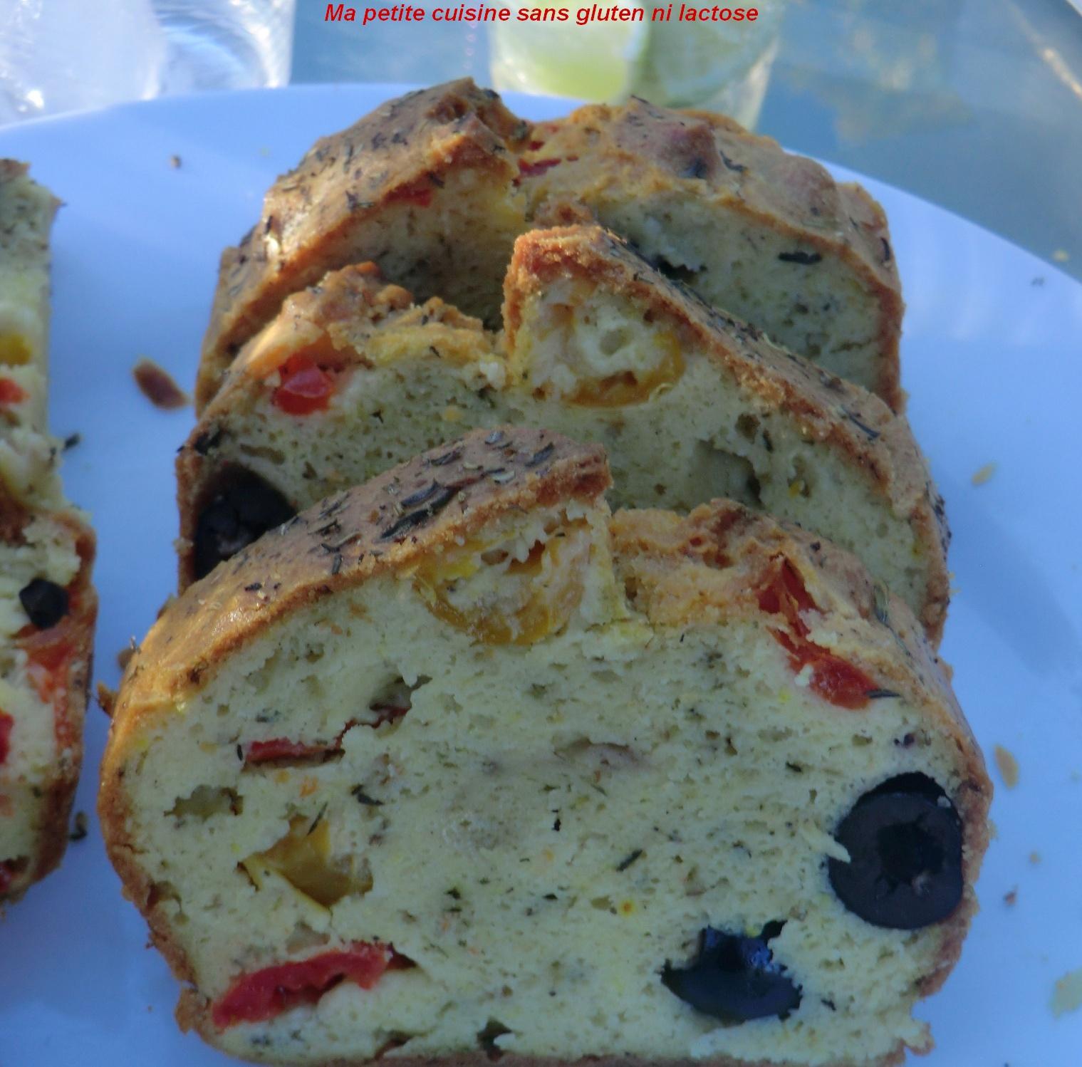 Cake Epices Sans Gluten Et Avec Huile Coco