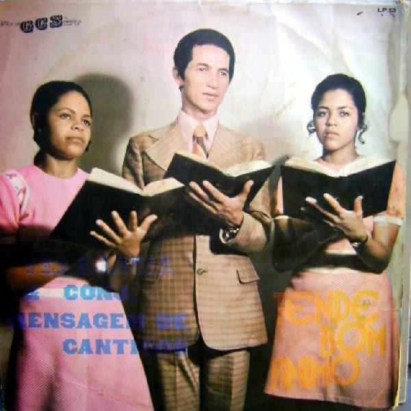 Vera Lucia e Conjunto Mensagem de C�nticos - Tende Bom �nimo 1975