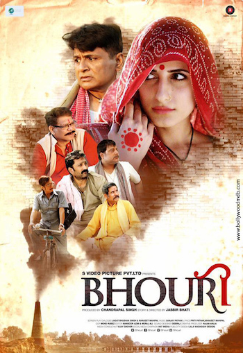 Bhouri 2016 Hindi 720p HDRip 1GB