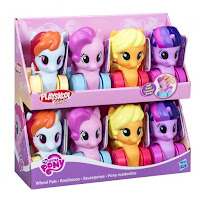 MLP Playskool Friends Wheel Pals